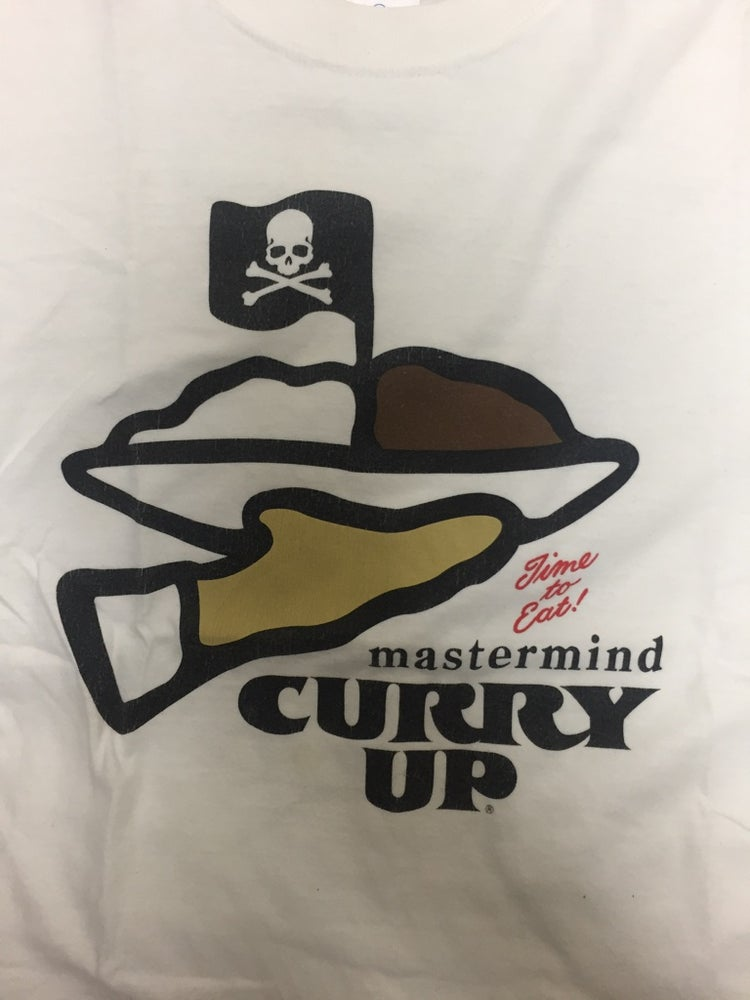 Image of Mastermind x Nigo Curry Up Shop Exclusive T-Shirt