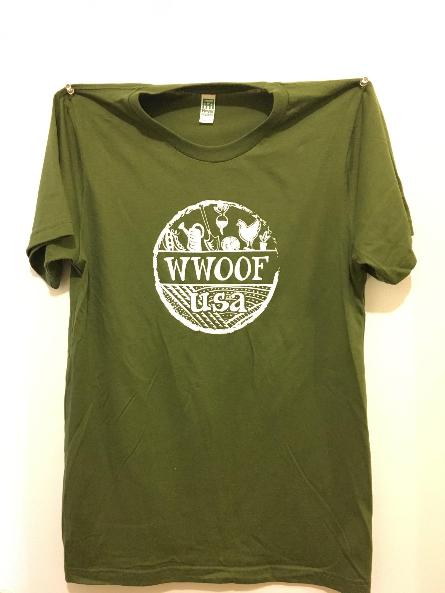 Image of WWOOF-USA Men's T-shirt