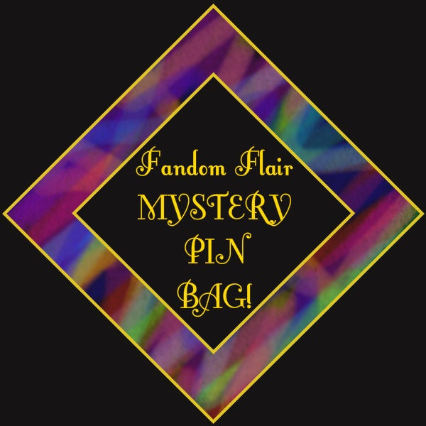 Image of Mystery Pin Grab Bag!