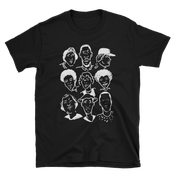 Image of Style Wars Tribute Tee, Black tee