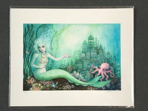 "Image of Cynthia Thornton—""Underwater Kingdom"" Giclée Print (Limited Edition)"