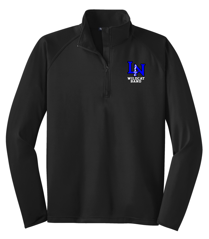 Image of Embroidered Mens 1/4 Zip Sporwick Pullover