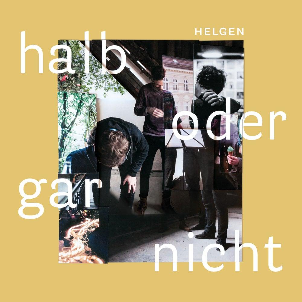 """Image of Album """"Halb oder gar nicht"""""""