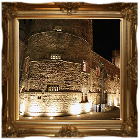 Image of Oxford Castle - SLEEPOVER - Oxford - Saturday 20th October 2018