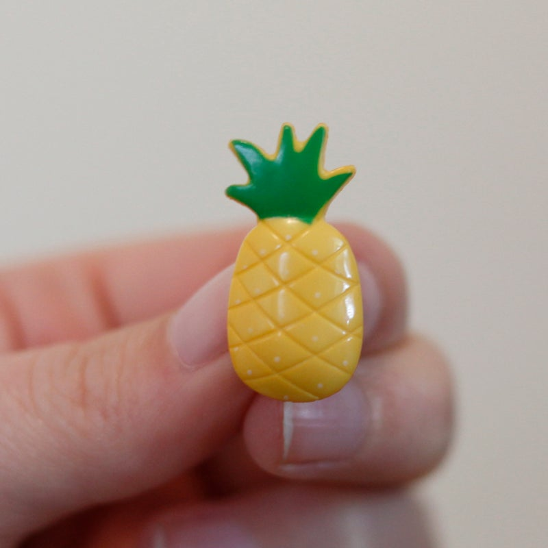 Image of Little Pineapple Plugs (sizes 0g-1/2)