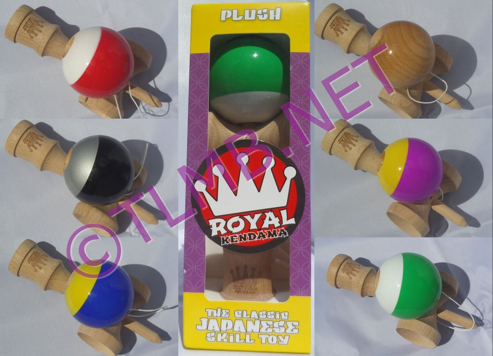 Image of Royal Plush Kendama