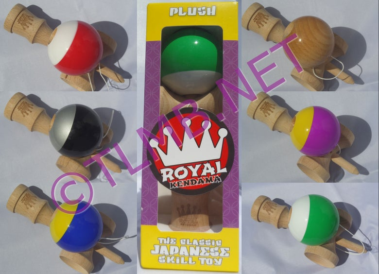 Image of Royal Plush Kendama