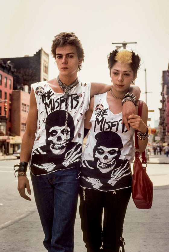 Image of The Misfits. New York, NY 1981      On SALE (20% off)