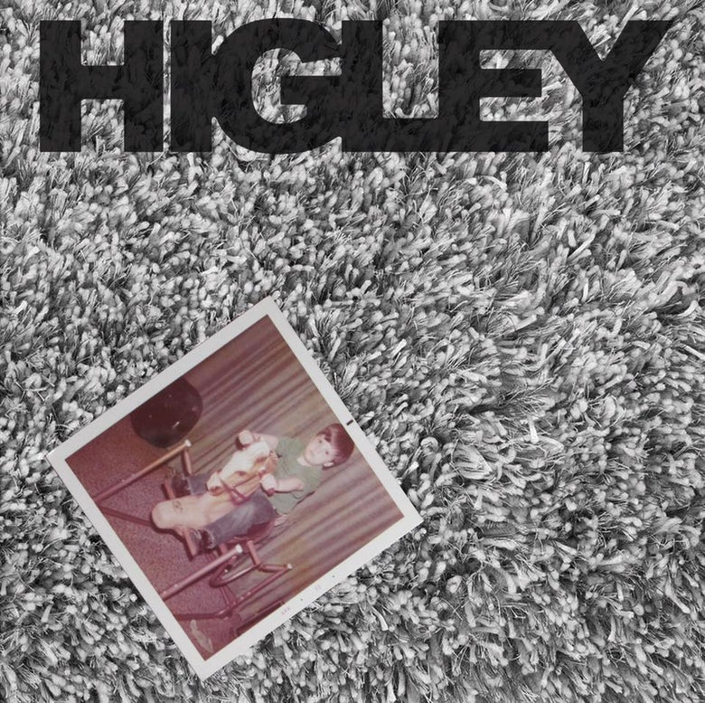Image of HIGLEY - HIGLEY LP