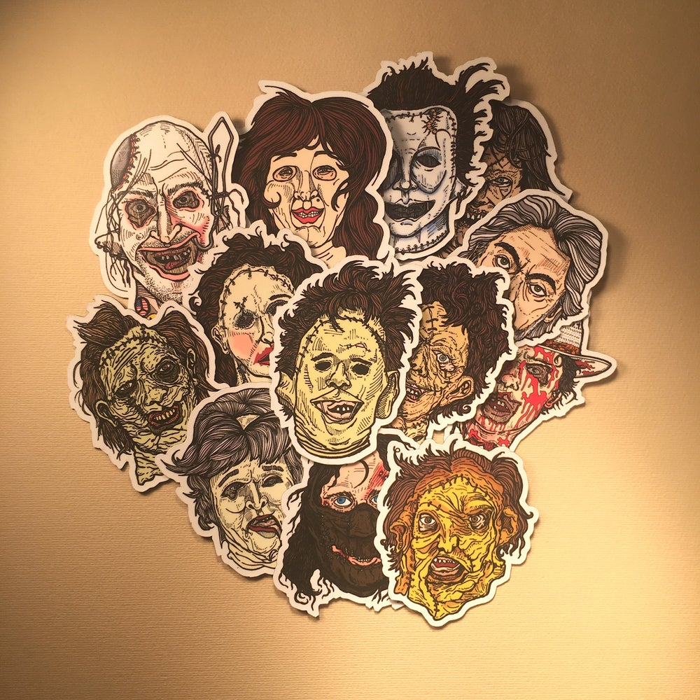Image of Choice Cuts Mask Magnets