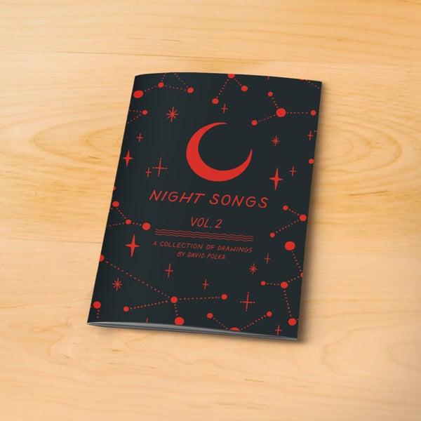 Image of Night Songs Vol. 2 PRE-ORDER