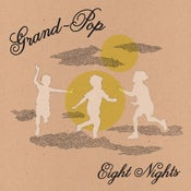 Image of Grand-Pop - Eight Nights LP (pink or blue vinyl)