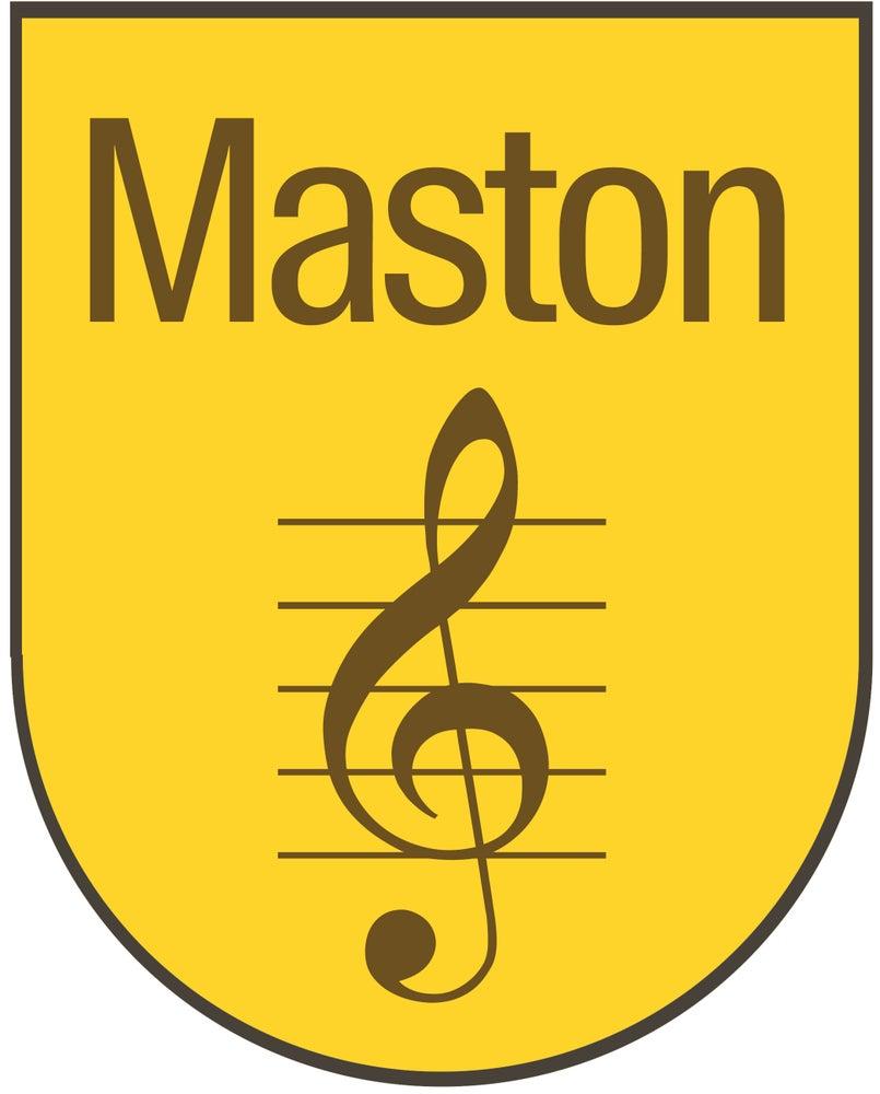 "Image of ""Maston"" 𝄞 Lapel Pin"