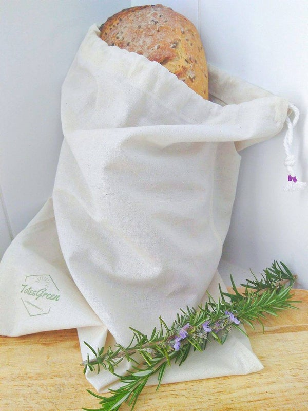 Image of Reusable bread bag
