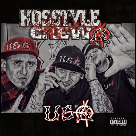 Image of Hosstyle Crew - Self Titled PRE-ORDER