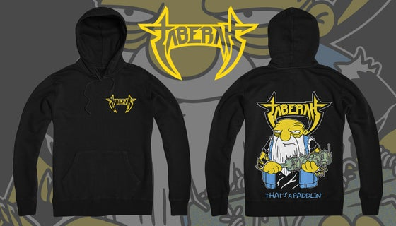 Image of That's a Paddlin' Hoodie (Pull over OR Zipper) **PRE-ORDER ONLY**