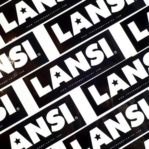 Image of LANSI Sticker Pack