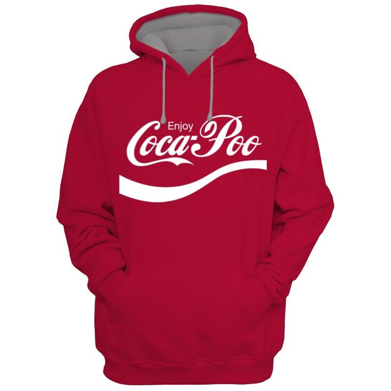 Image of 'Coca-Poo' Hoodie