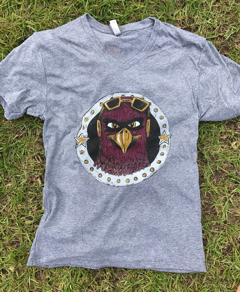 Image of Adult Ace Warhawk V Neck
