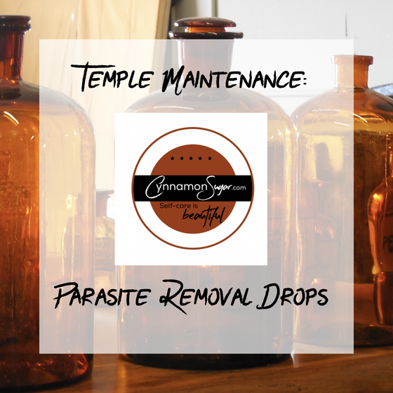 Image of Temple Maintenance: Parasite Removal Drops