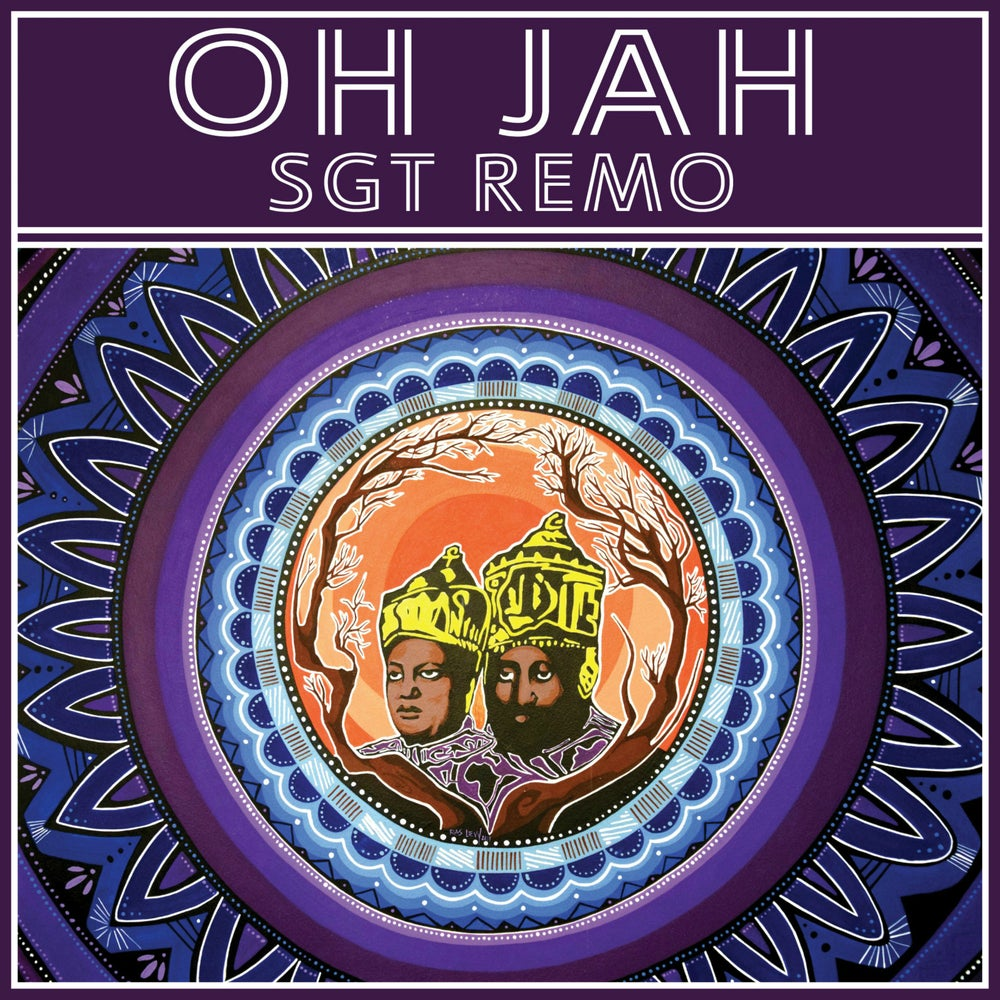 "Image of Sgt Remo - Oh Jah (12"" vinyl limited availability)"