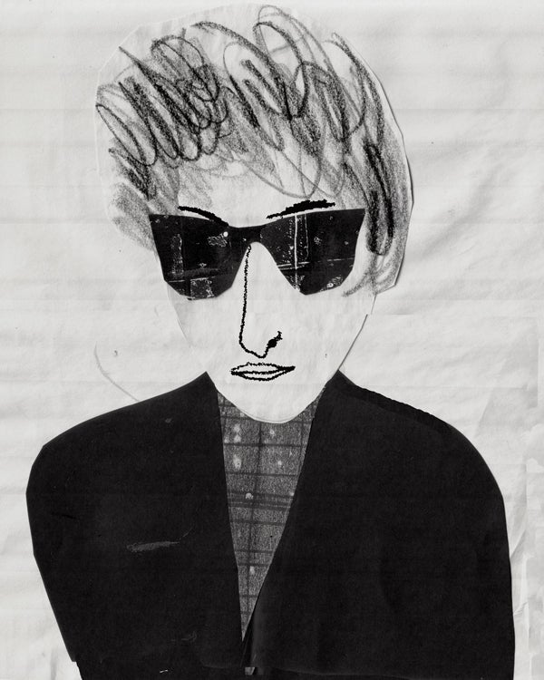 Image of A2 Bob Dylan Poster