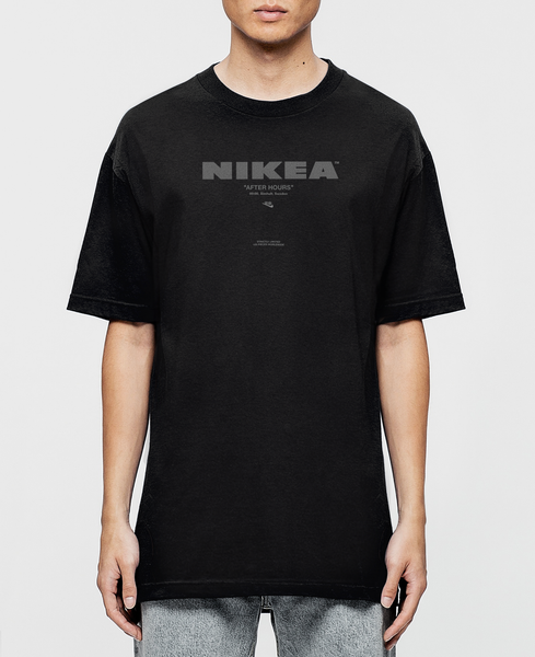 Image of Nikea™ 3M REFLECTIVE Tshirt | BLACK