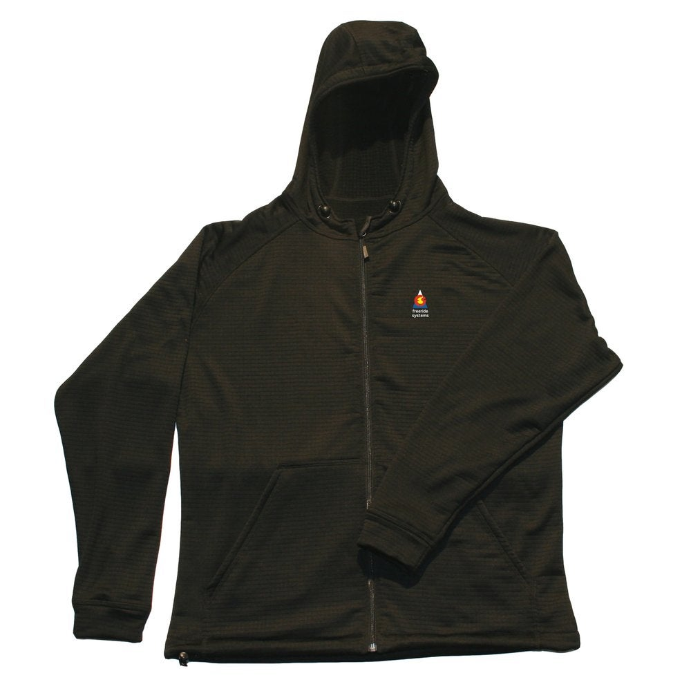 Image of Bross 3.0  Polartec DWR coated Hardface Hoodie
