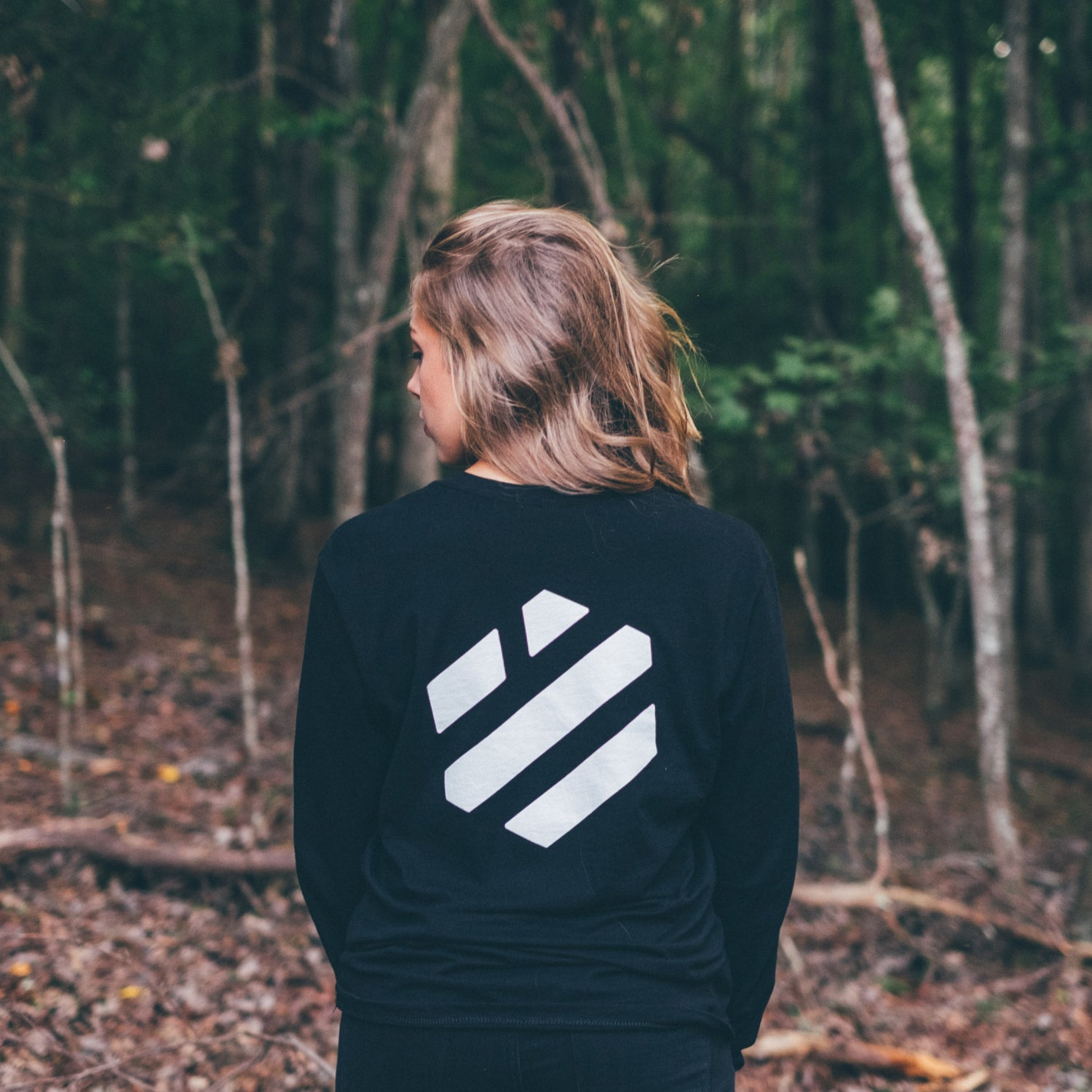 Image of Ill Concept Black Long-Sleeve Tee