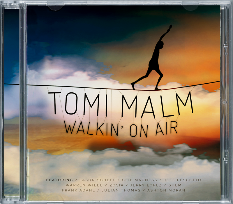 Image of Tomi Malm - Walkin' On Air