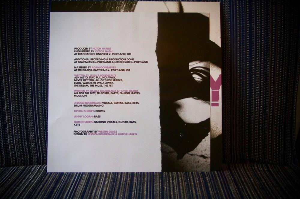 """Image of Jessica Boudreaux, """"No Fury"""" LP"""