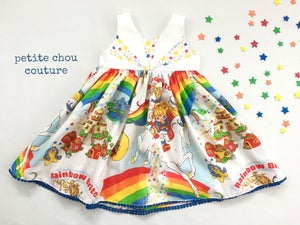 Image of Rainbow Brite - Custom (2) spots
