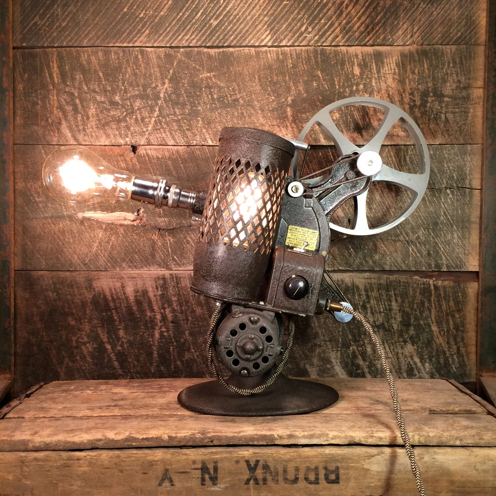 Image of Keystone 16mm Projector Lamp