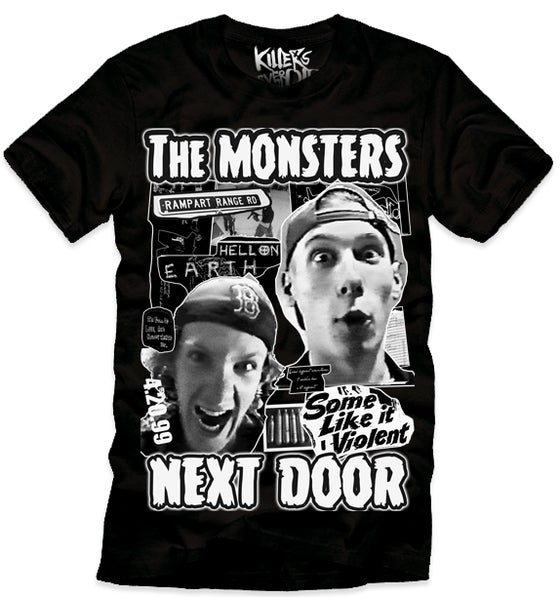 Image of MONSTERS NEXT DOOR