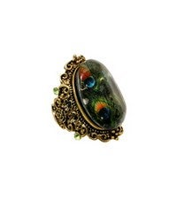 Image of VINTAGE STONE RING
