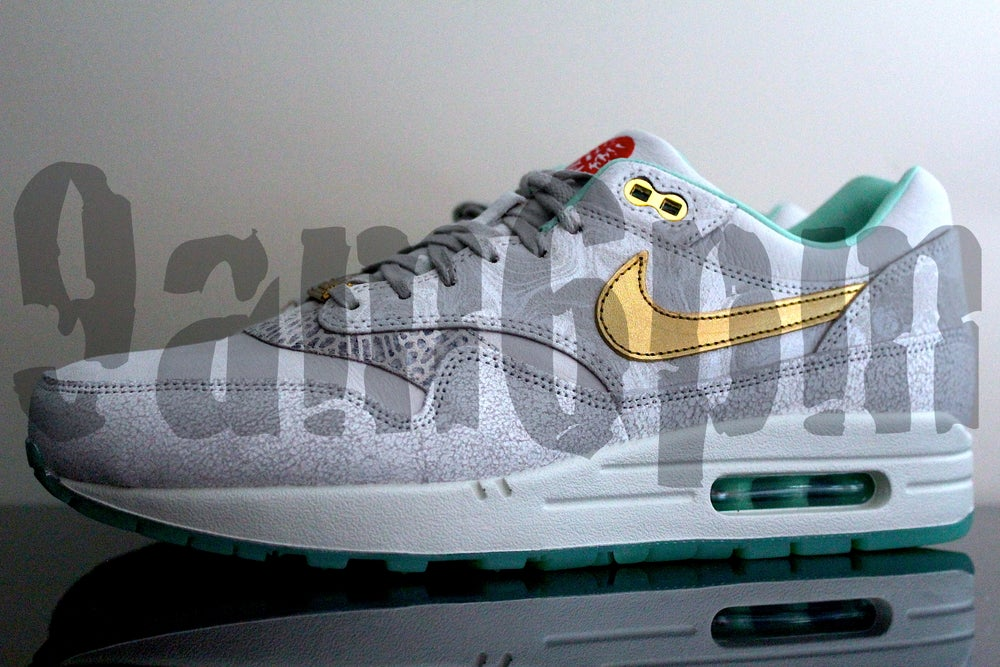 """Image of Nike AIR MAX 1 YOTH QS """"YEAR OF THE HORSE"""""""