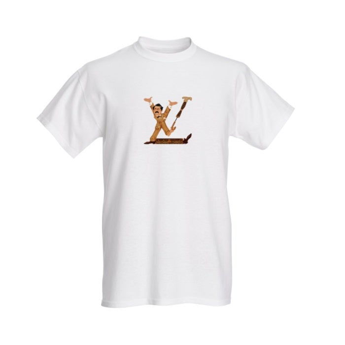 Image of Louis Vuitton art T-shirt