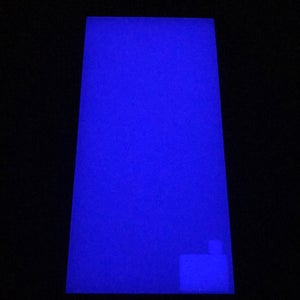 "Image of BWP Blurple Glow ShokRes™  Sheet 1/8"" x 6"" x 12"""