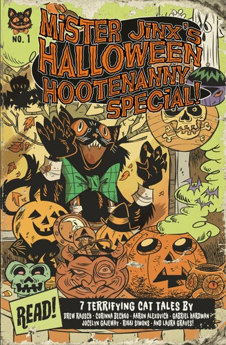 Image of Mr. Jinx's Halloween Hootenanny Special 2017
