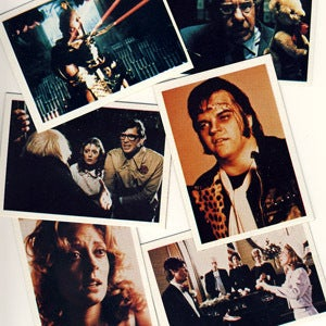 Image of ROCKY HORROR PICTURE SHOW TRADING CARDS - RARE!