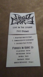 Image of Forged in Gore 2017 promo