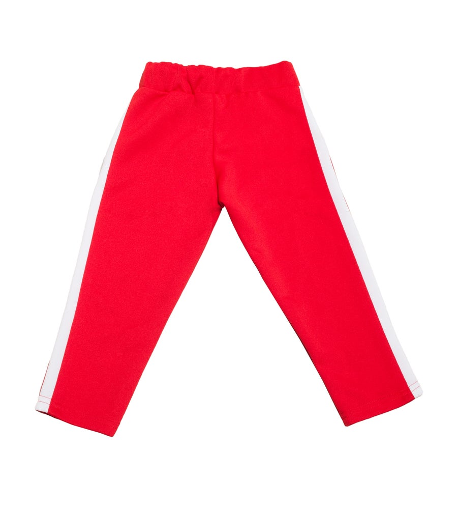 Image of Little Blazing track pants