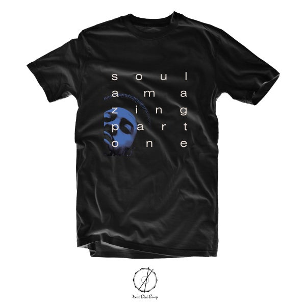 Image of blu soul amazing vol.  1 tee