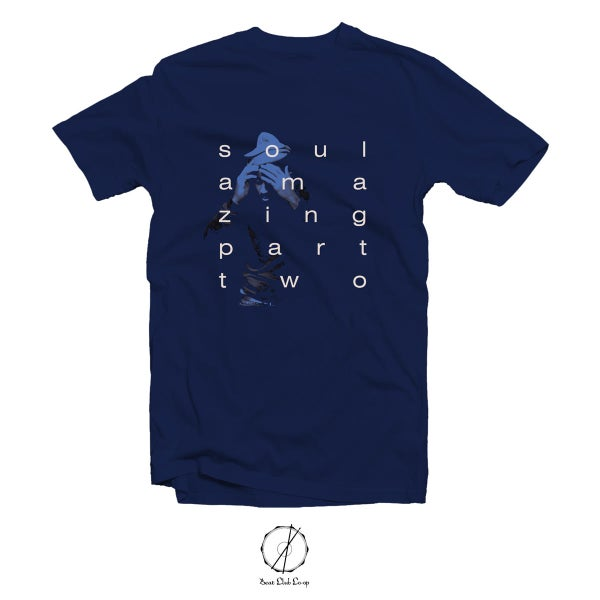 Image of blue soul amazing vol.2 tee
