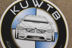 Image of KUWTB Roundel F80