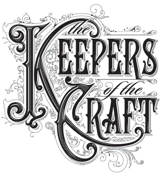 Image of Keepers of the Craft