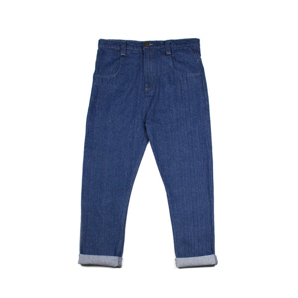 Image of Teddy Denim