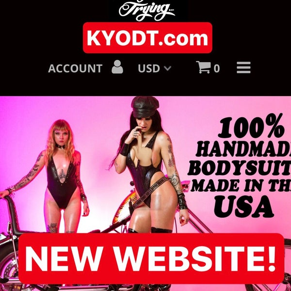 Image of Store moved to Shopify!  Go to KYODT.com!!