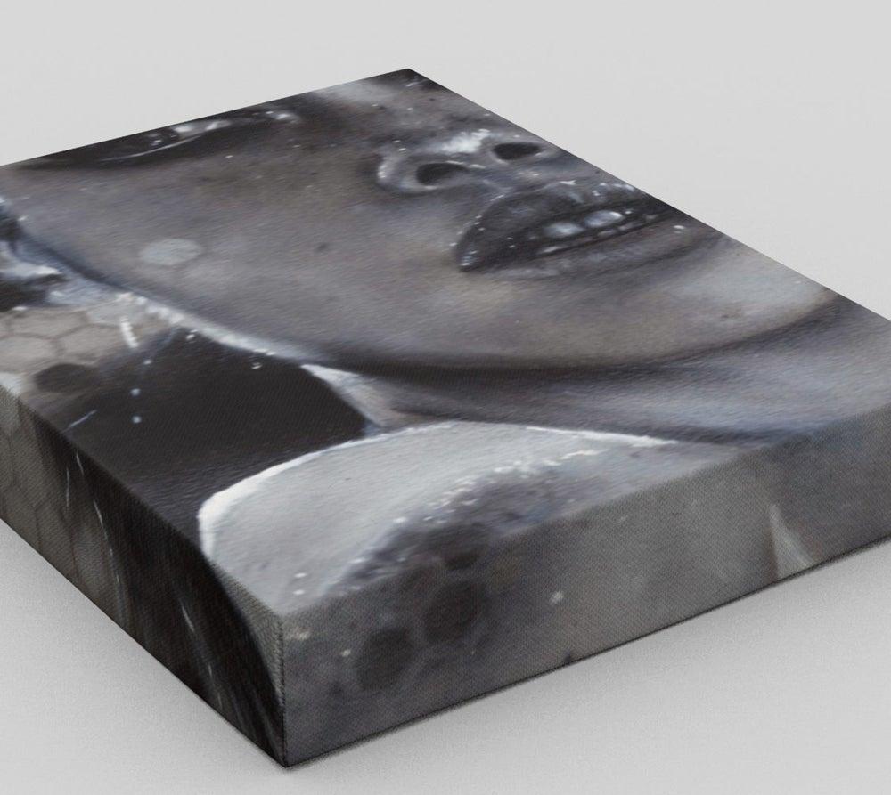 Image of Alpha Canvas print