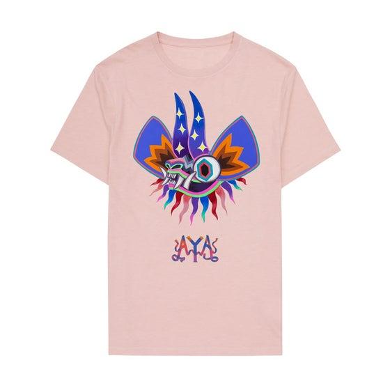 Image of AYA Mask T-Shirt Pink